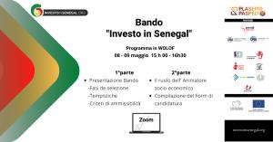 Read more about the article Giornata informativa in lingua Wolof• 8 e 9 maggio ore 15.00