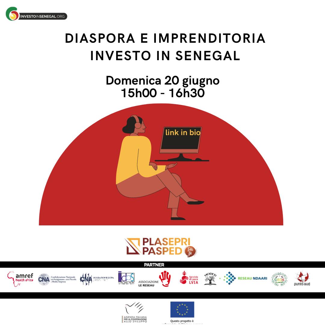 Read more about the article Diaspora e Imprenditoria