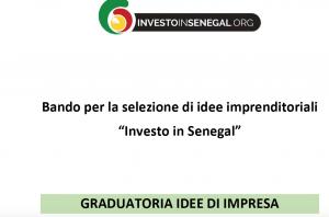 Read more about the article Graduatoria Idee Imprenditoriali